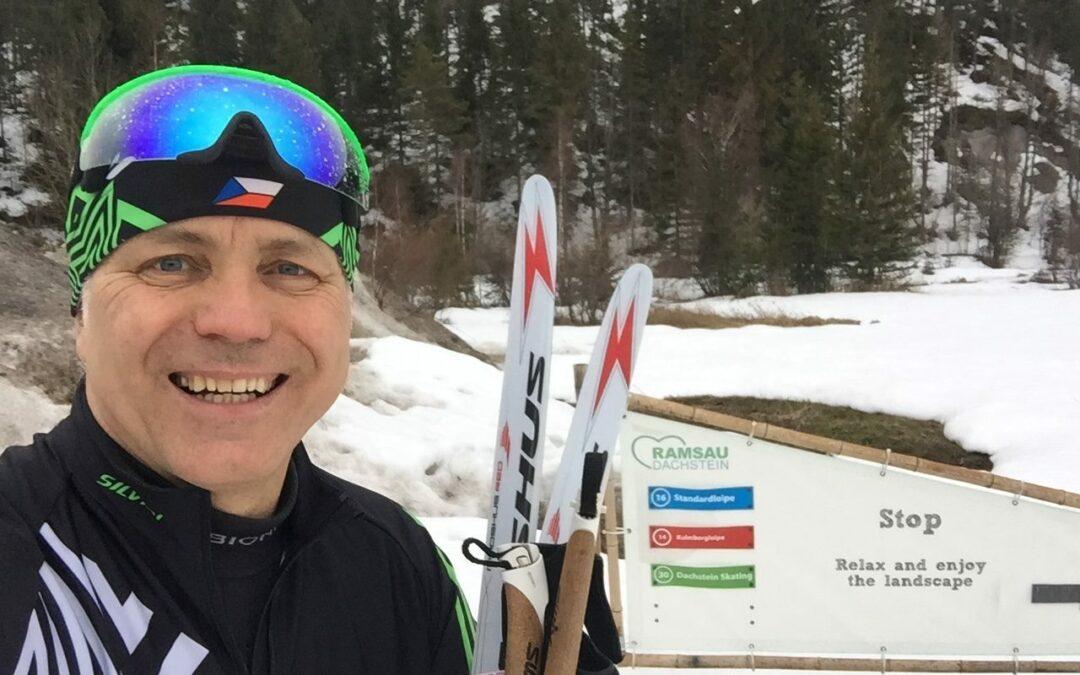Cíl splněn: 1.000 km pro nevidomé sportovce