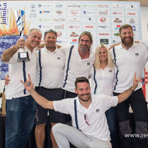 SPG Extreme Sailing Tým získal zlatou medaili v prestižním chorvatském závodě Jabuka