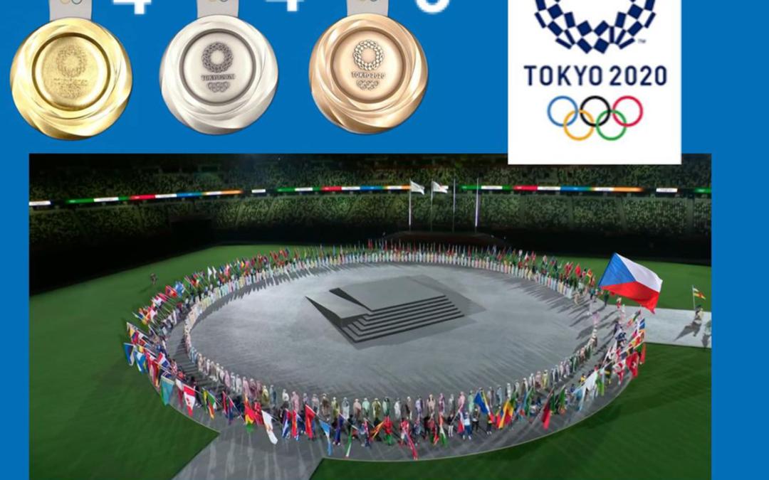 Fantastický úspěch – čtyři zlaté, čtyři stříbrné, tři bronzová a celkově 18 místo za sto zemí, které dokázaly získat medaile.