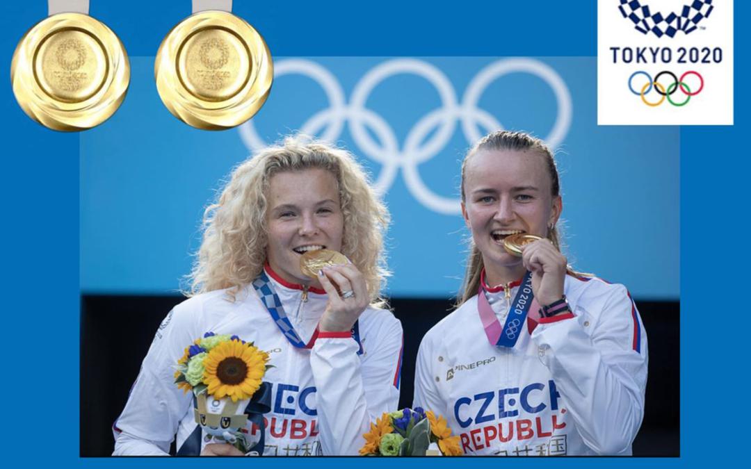 Další zlatá pro Česko, holky moc děkujeme