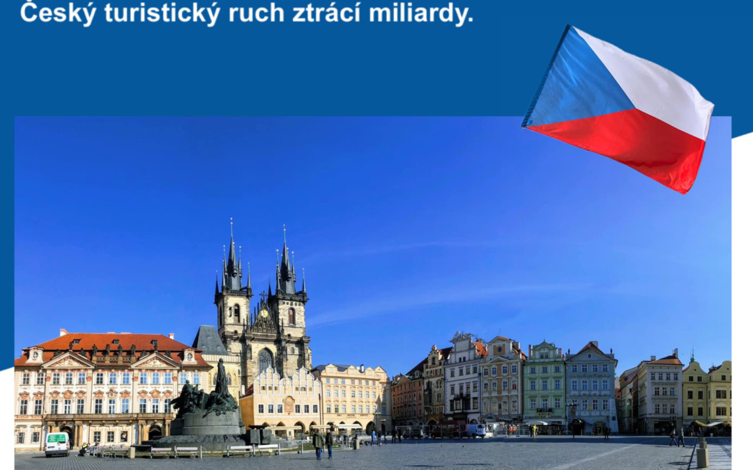 Praze chybí 7 miliónů turistů, obsazenost hotelů v centru je 10% a bývala 75%. Vláda ignoruje domácí podnikatele a živnostníky. 😡😡